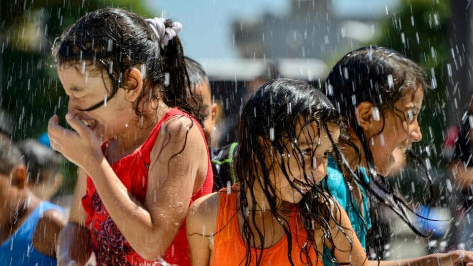 There is still a month to go before schools close for the summer break, and school kids are at the greatest risk of heat strokes and viral infections.