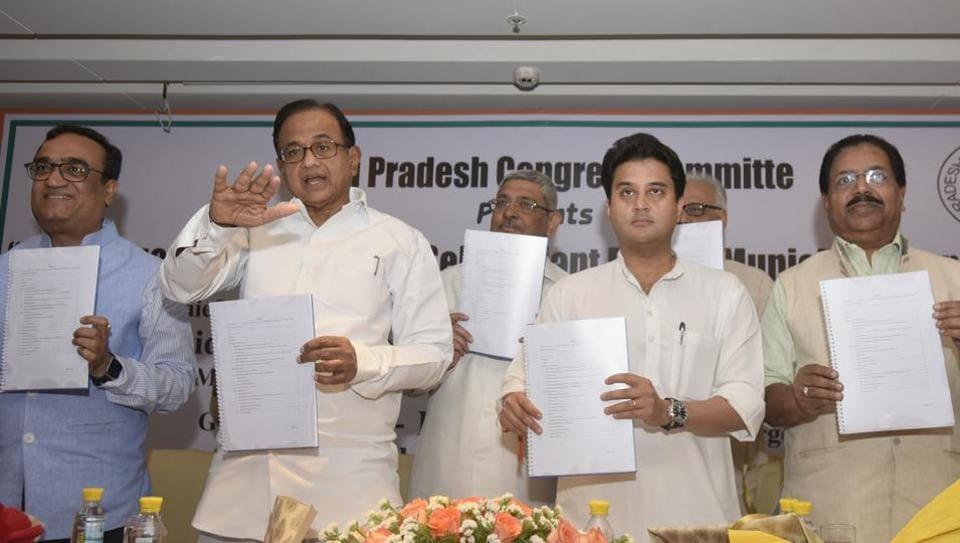 MCD election,Congress,Congress manifesto