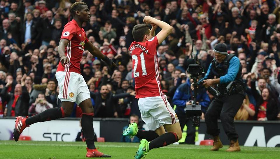 Manchester United F.C. secured their first win over Chelsea F.C. since 2012 with a 2-0 win in the Premier League encounter.
