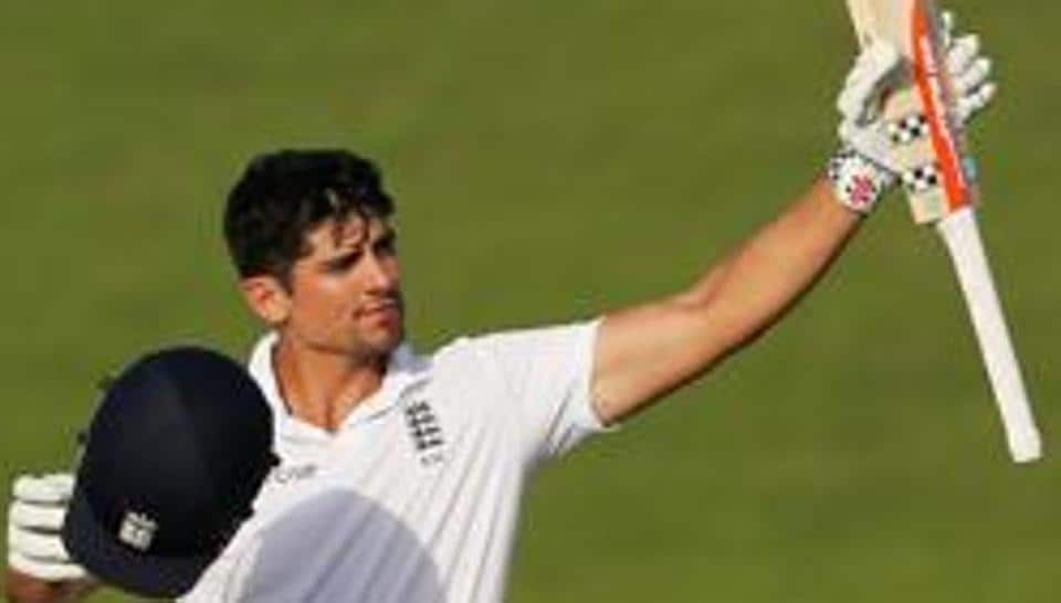 Alastair Cook slammed a ton in his first match since resigning as England Test captain to help his County side Essex beat Somerset in the Championship.