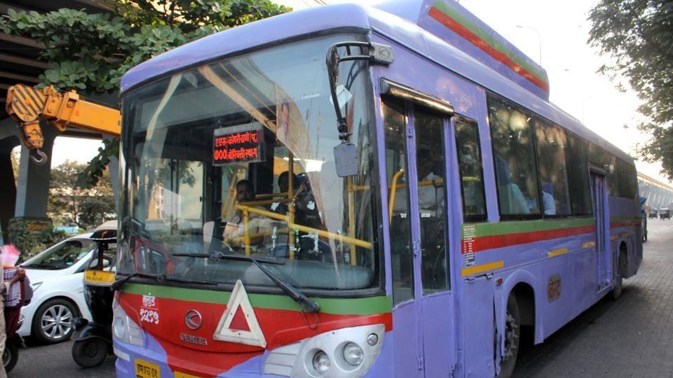 AC buses,BEST buses,BEST