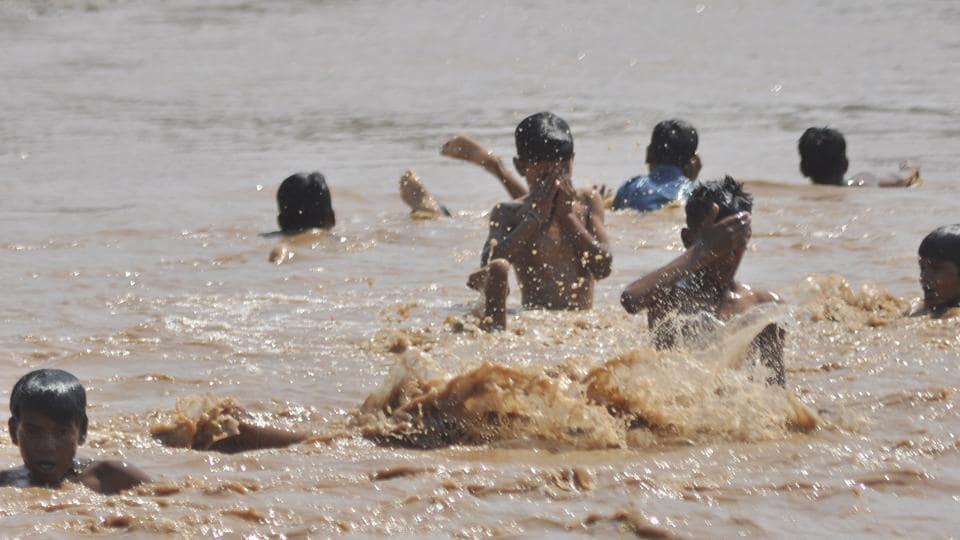 Chandigarh,40-degree mark,heat wave