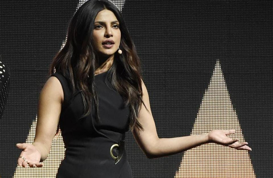 Priyanka Chopra, a cast member in