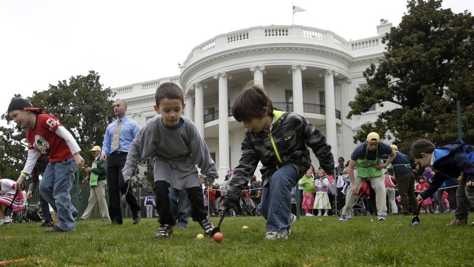 Donald Trump,Trump Easter Egg Roll,White House Easter Egg Roll