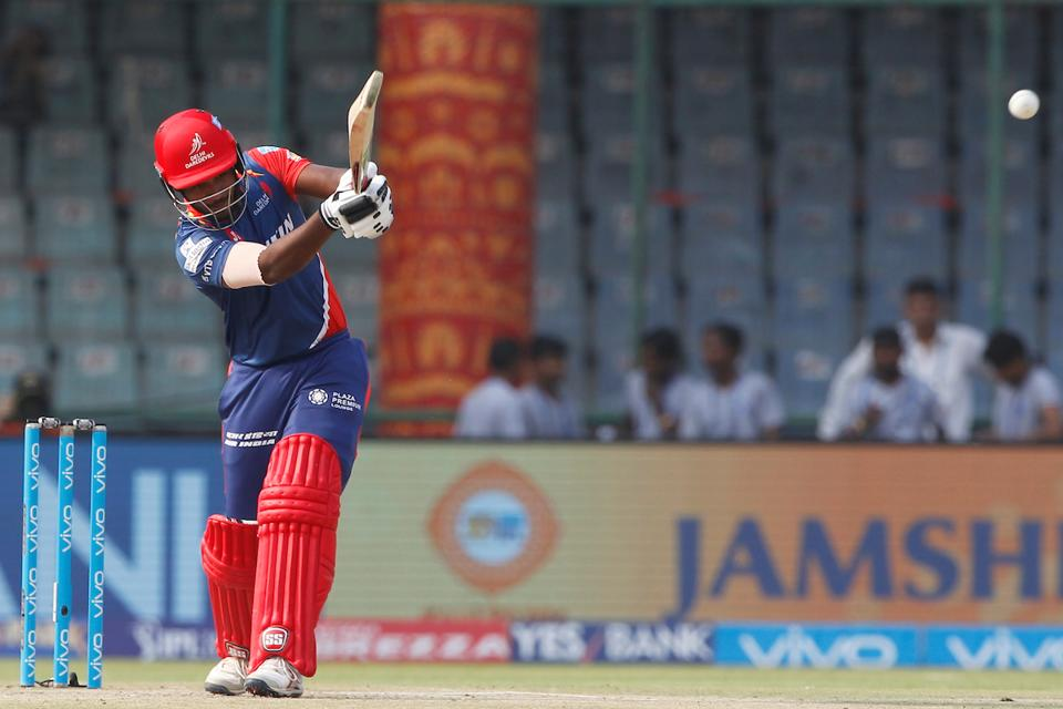 Sanju Samson gave the hosts a fine start with the bat, and top-scored for the team with 39. (BCCI)