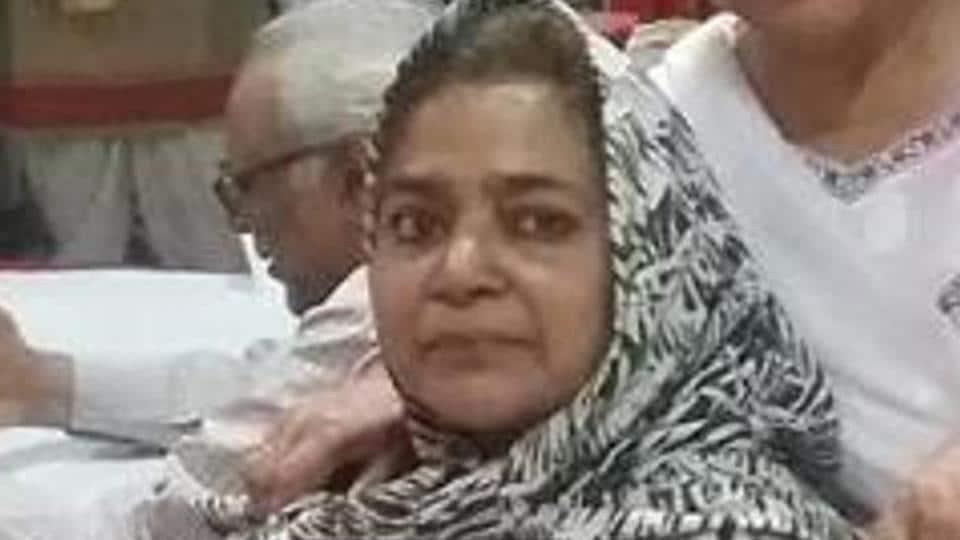 Rukhsana Nikhat Lari's membership was not renewed at the end of her three-year term.
