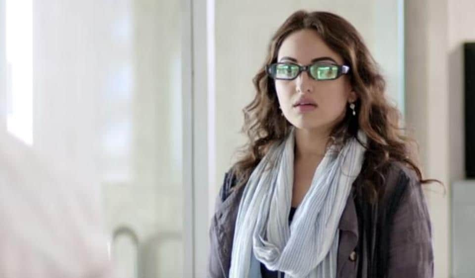 Sonakshi Sinha plays the titular role of Noor.