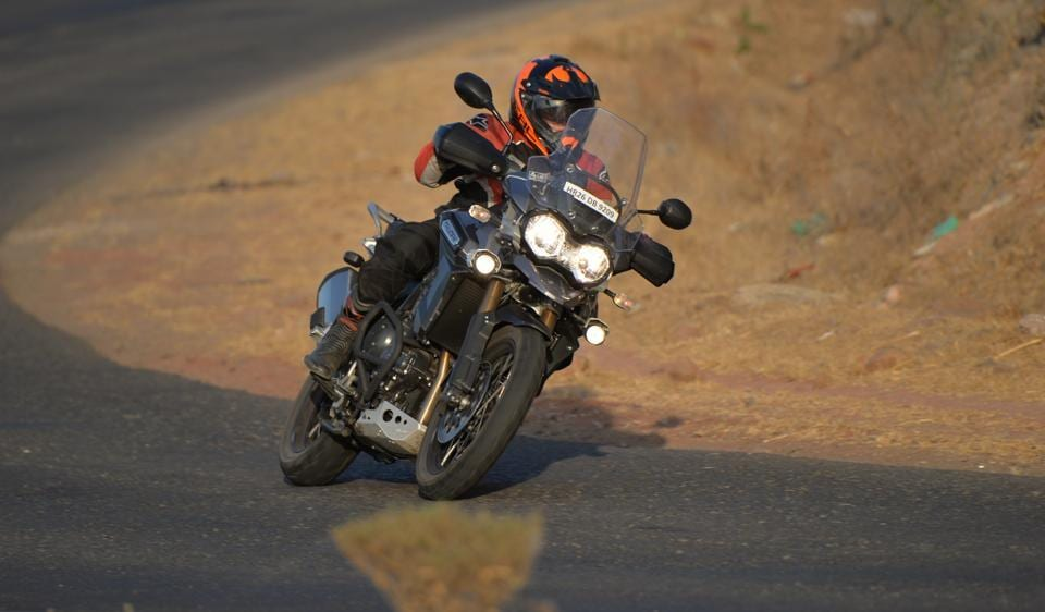 Triumph Tiger 1200 Explorer XC review,Triumph Tiger 1200 Explorer XC,Triumph Tiger