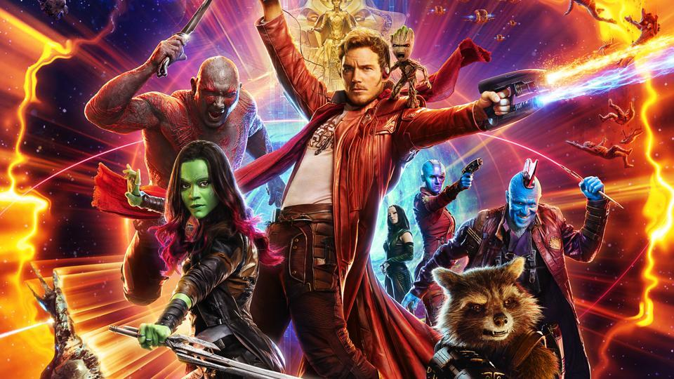 Guardians of the Galaxy Vol 2 is scheduled for a May 5 release.