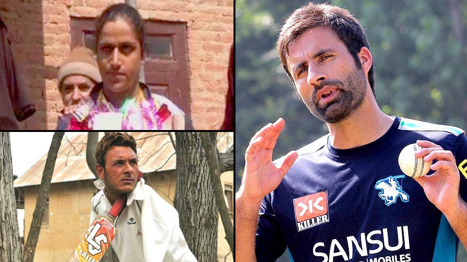 Parvez Rasool, Amir Hussain and Rubiya Sayeed are providing inspiration to Kashmiri youths in a region plagued by violence.