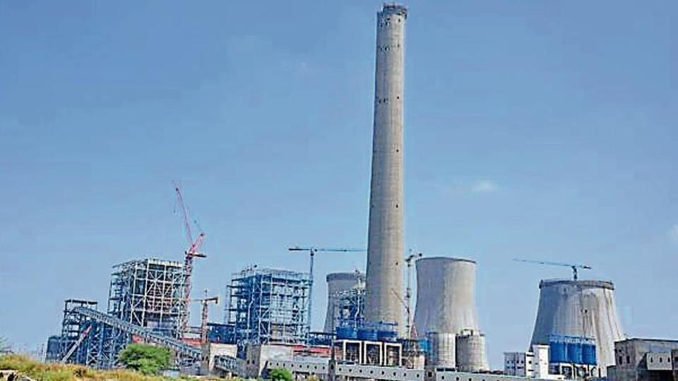 """""""The power plant officials controlled the fire but the power production was shut. They are trying to restore power generation. There was no casualty in the incident,"""" the SDM said."""
