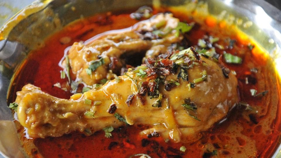 Nihari,Chicken,Oudhi nihari