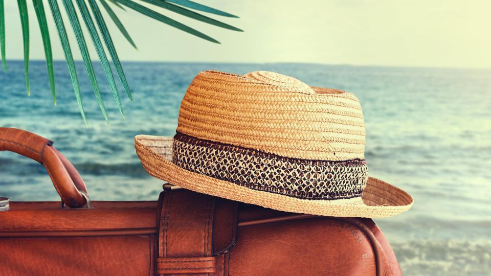 Take out your hats and don't let the sun spoil the fun!