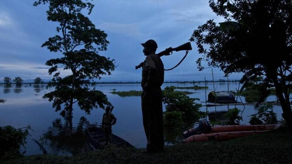 Poachers,Forest guard,Anti-poaching