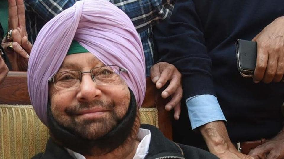 Punjab chief minister Amarinder Singh,Aadhaar cards,Food and Civil Supplies and Consumer Affairs department