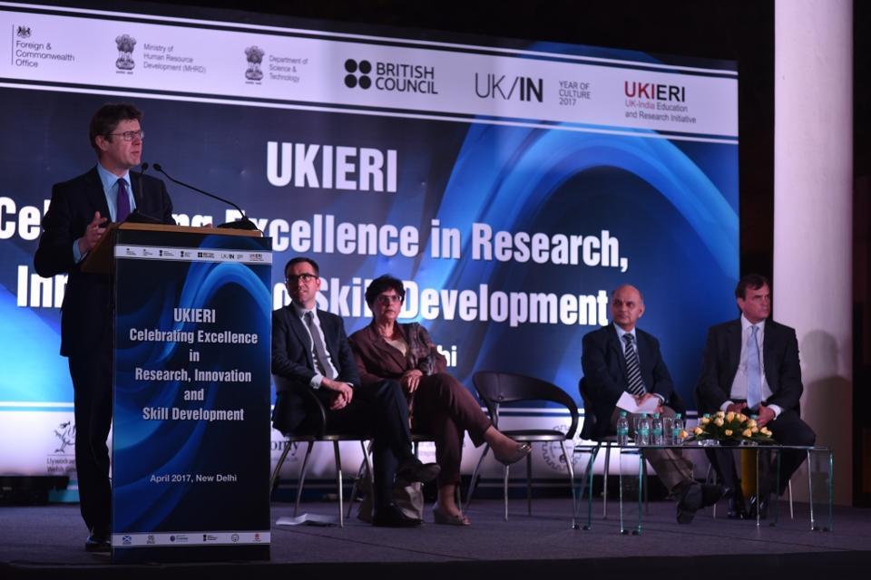 India UK,UKIERI,Research