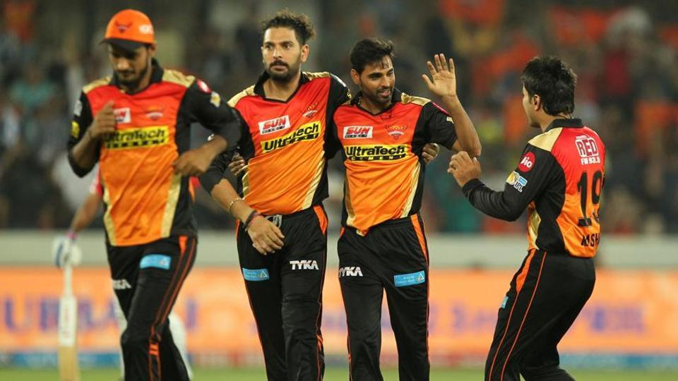 Bhuvneshwar Kumar of Sunrisers Hyderabad is currently the highest wicket-taker in the Indian Premier League (IPL) 2017.