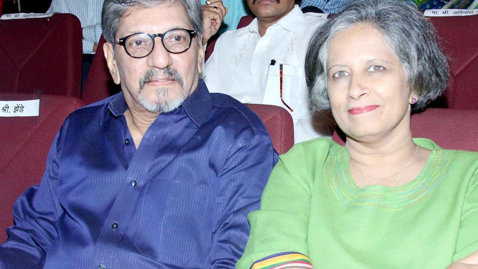 Amol Palekar's wife Sandhya Gokhale believes that censor board is repeatedly violating filmmakers Right to Freedom of Expression