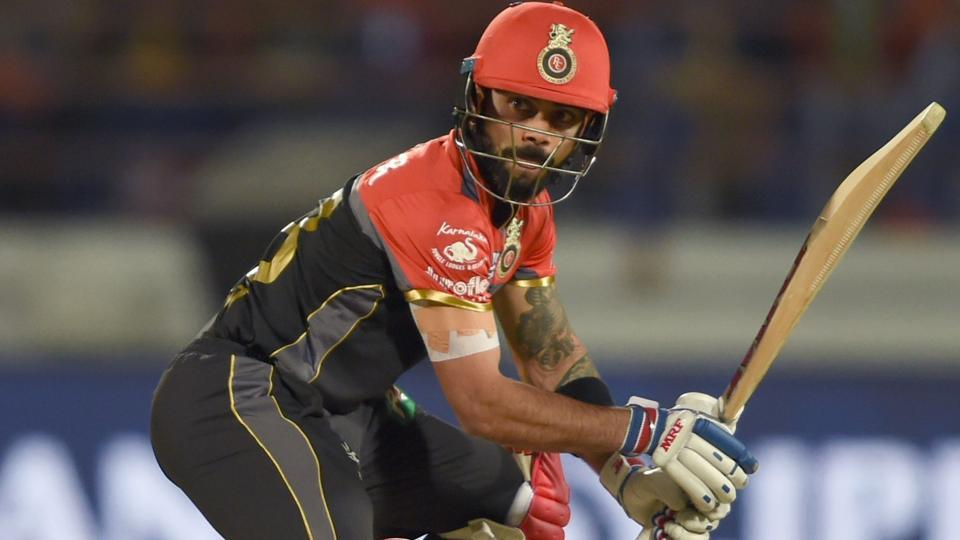 Royal Challengers Bangalore captain Virat Kohli scored 64 against Gujarat Lions at Saurashtra Cricket Association Stadium in Rajkot on Tuesday. Live streaming of the Gujarat Lions vs Royal Challengers Bangalore match is available online