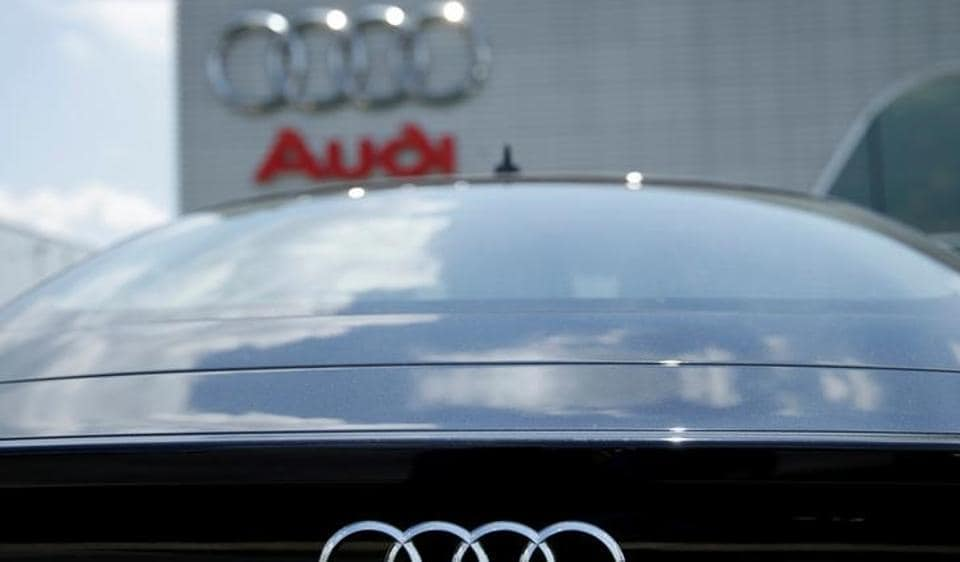 Audi currently sells one e-tron car in China, a plug-in hybrid version of the A3 which is imported from Germany.