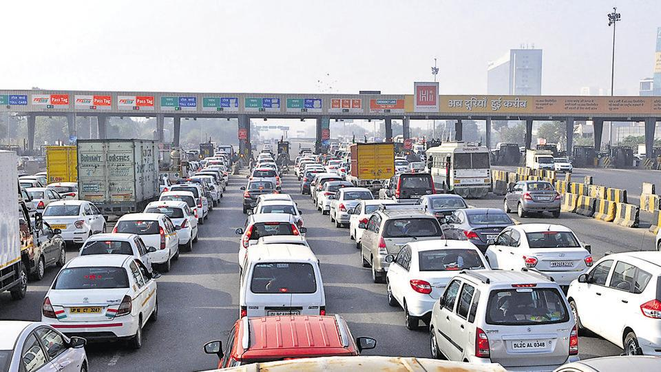 According to the industrialists, the toll plaza is a big problem for free movement of their goods and raw material.