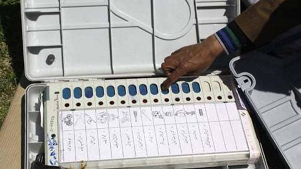 Electronic Voting Machines.
