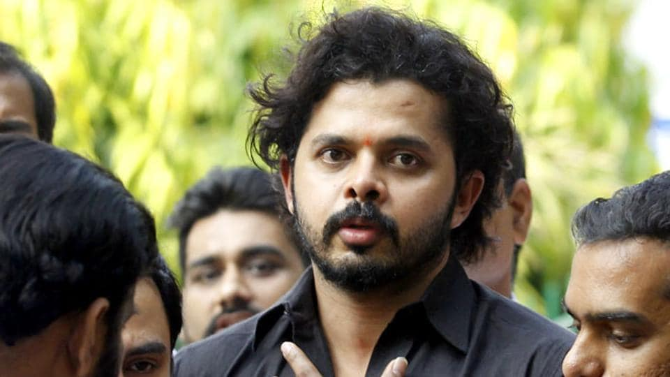 BCCI takes firm stand on S Sreesanth's life ban
