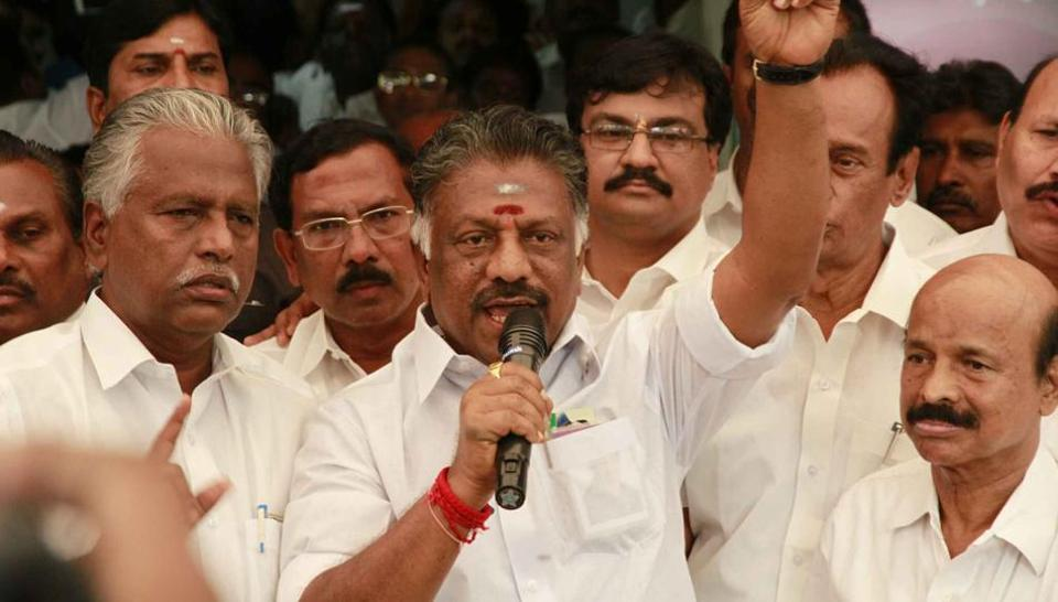 The Panneerselvam camp has only one condition for talks -- VK Sasikala, who leads the ruling faction, and controls the government has to step down.
