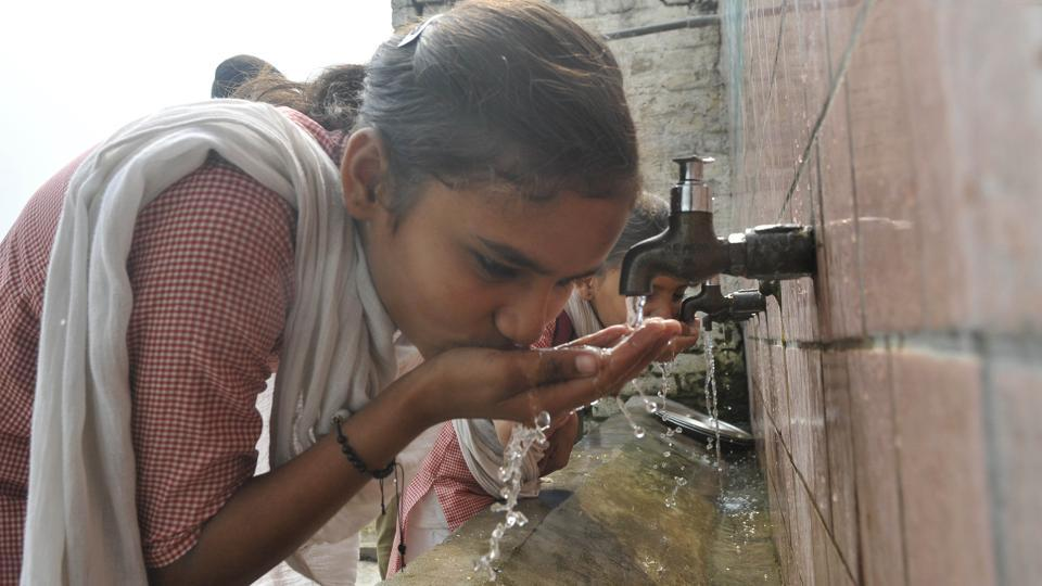 The water in these schools contains E. coli that can cause diarrhoea and gastroenteritis.