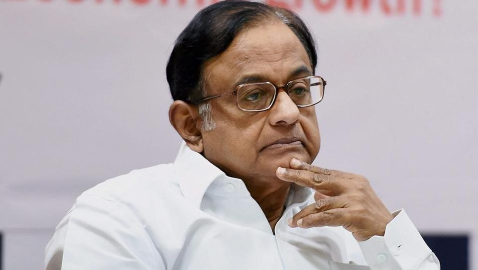 Congress party leader P Chidambaram said the Enforcement Directorate's press release does not relate to any specific act on the part of Karti.
