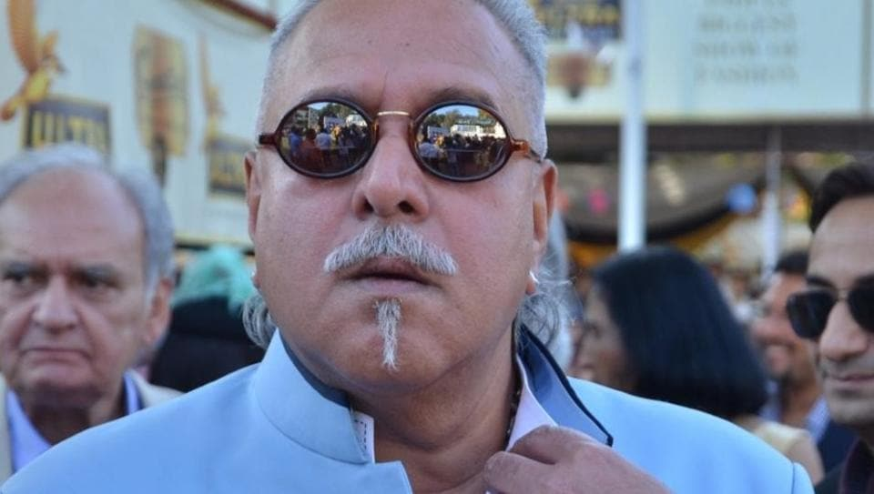 Businessman Vijay Mallya during the Kingfisher Ultra Indian Derby at the race course in Mumbai on February 7, 2016.  Earlier in January this year, a CBI court had issued a non-bailable warrant against Mallya in the IDBI Bank loan default case.