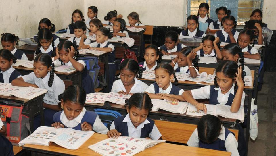 Hindi in schools across India can be an emotive subject as most states are drawn along linguistics lines.