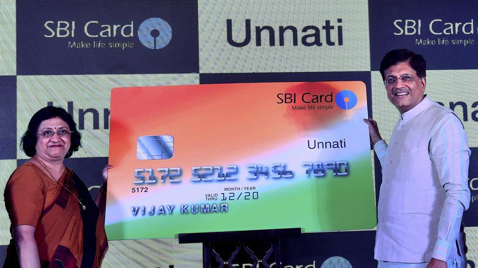 SBI Card,Digital payments,Small cheque payments
