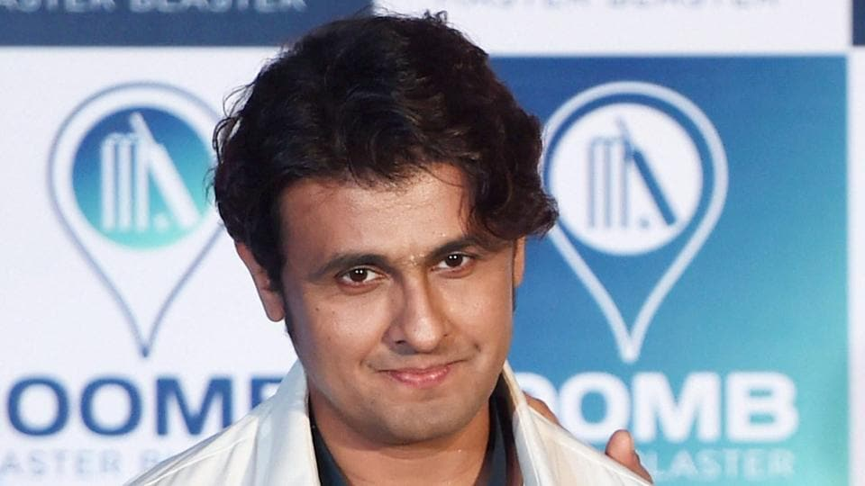 Sonu Nigam made controversial remarks about the use of loudspeakers for religious reasons.