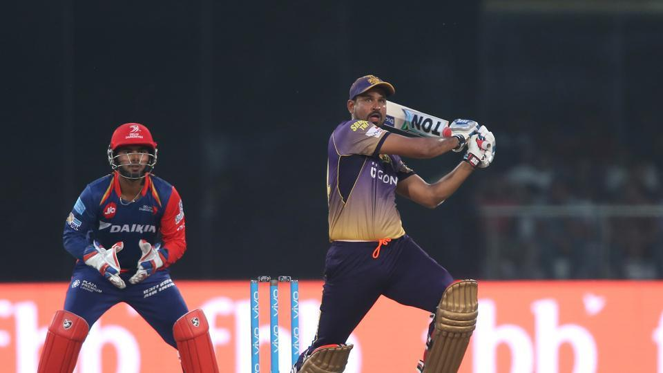 Yusuf Pathan blasted 59 off 39 balls and helped Kolkata Knight Riders to a four-wicket win over Delhi Daredevils in 2017 Indian Premier League.