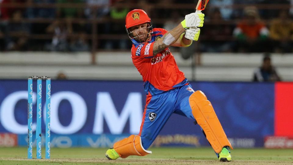 IPL 2017,Brendon McCullum,Gujarat Lions