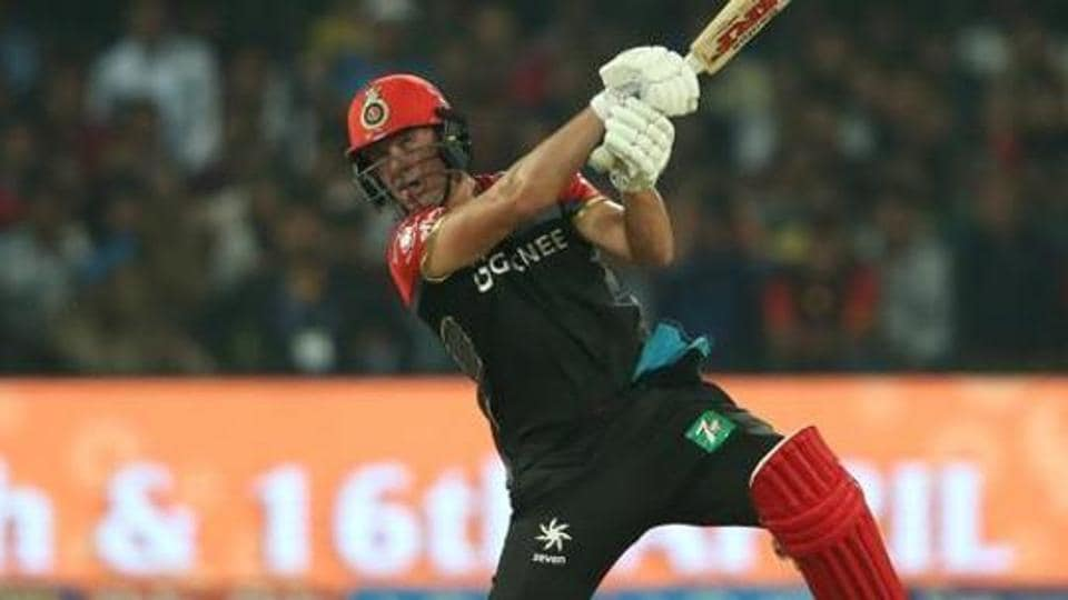 AB de Villiers has been ruled out for Royal Challengers Bangalore's match against Gujarat Lions in the 2017 Indian Premier League due to injury.