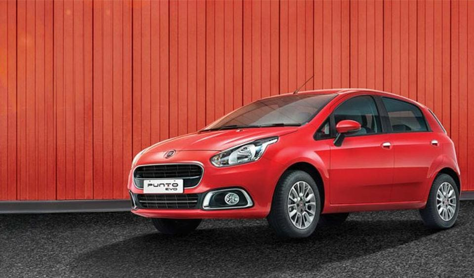 Fiat Punto Pure will be replaced by the new Fiat Punto Evo.