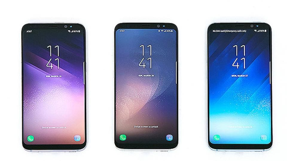 Samsung is expected to launch its India edition of the Galaxy S8  and S8+ alongside the Sasmsung DeX, new Gear VR with montion sensing remote and the Gear 360 camera on April 19.