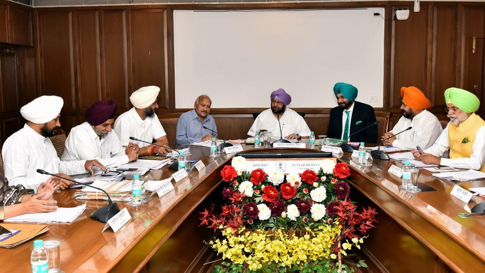 A decision to this effect was taken by the state cabinet at a meeting, chaired by Punjab chief minister Captain Amarinder Singh.