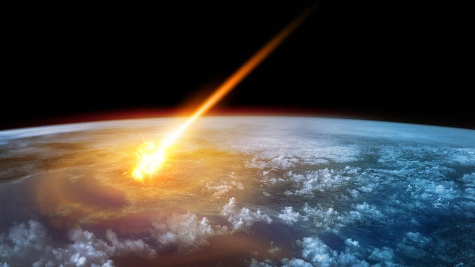 The asteroid will come within 1.8 million kilometres of the Earth.