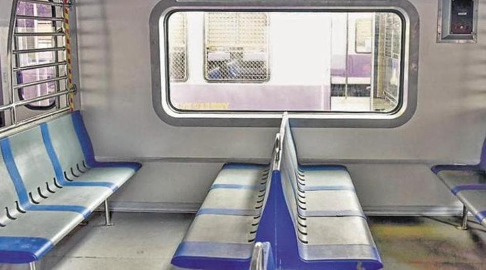 To reduce deaths owing to overcrowded trains, AC locals are likely to have doors that shut.