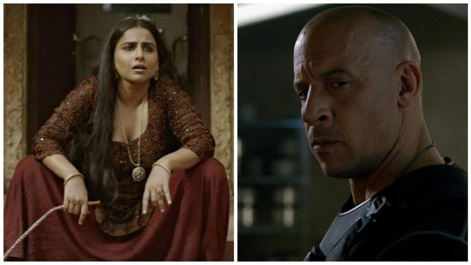 Fate Of The Furious did better than Begum Jaan at the Indian box office.