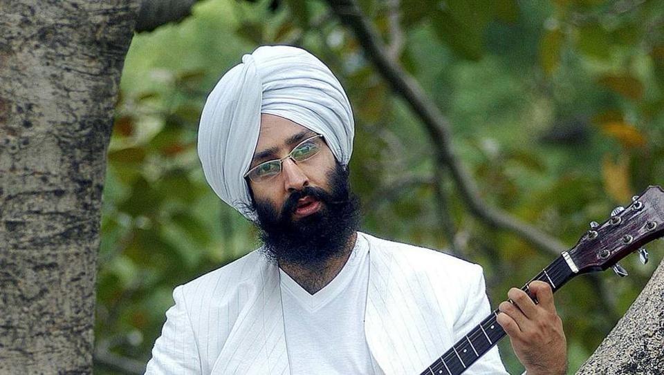 Punjabi singer  credits Delhi for fuelling his passion in singing.