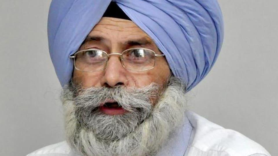 Aam Aadmi Party leader HS Phoolka