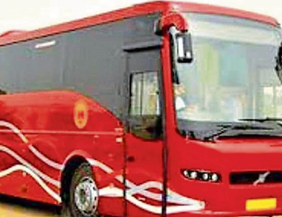 At present, Chandigarh Transport Undertaking has a fleet of 519 buses which are operating from its four depots.