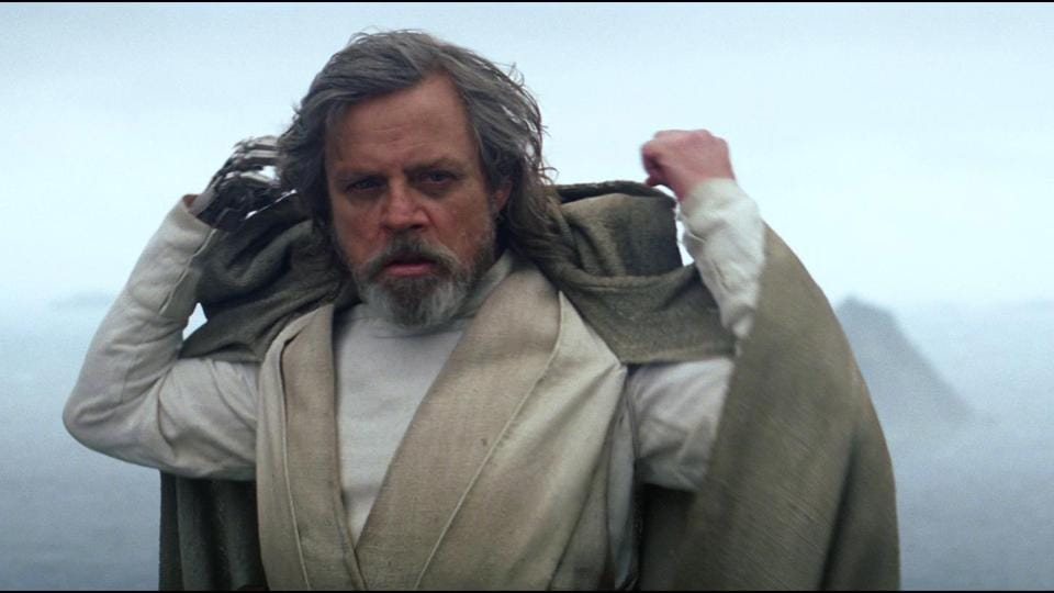 Star Wars: The Last Jedi is scheduled to release on December 15.