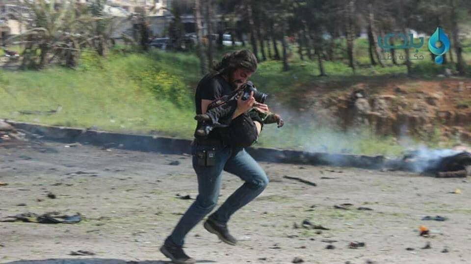 Syria photographer
