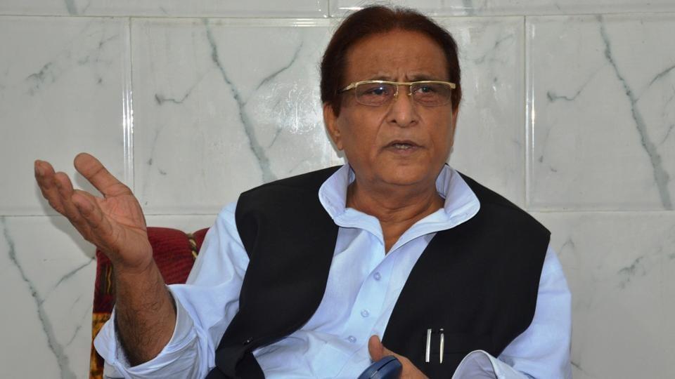 Azam Khan,Grand alliance,Akhilesh Yadav