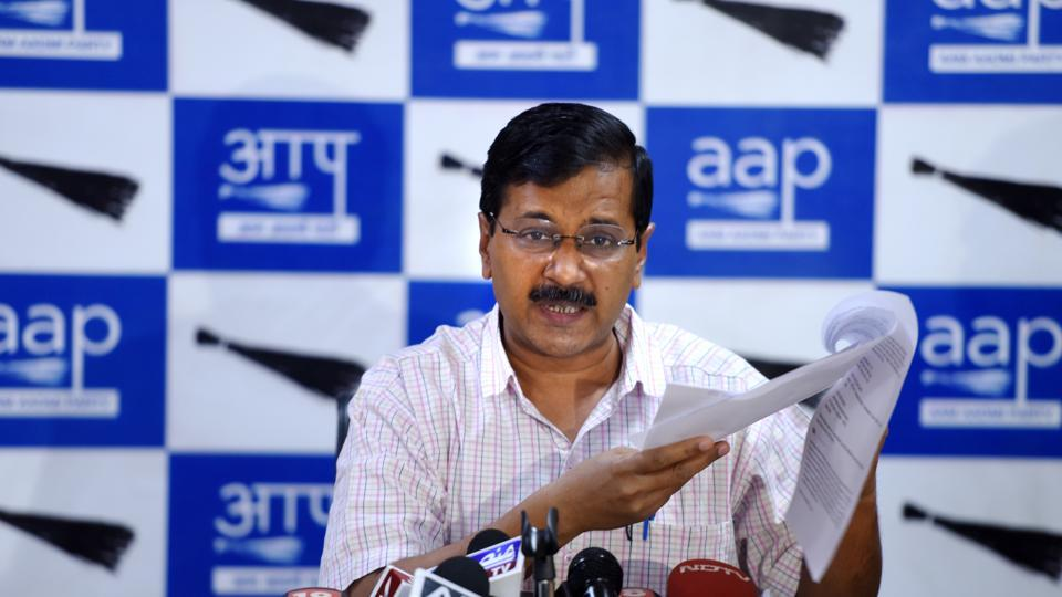 The Arvind Kejriwal-led party is making its full-fledged debut in city' civic polls, with an eye to wrest power from the Bharatiya Janata Party, which has been ruling the three municipal corporations in the city for past 10 years